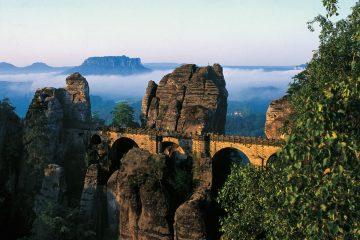 Malerweg trail Germany