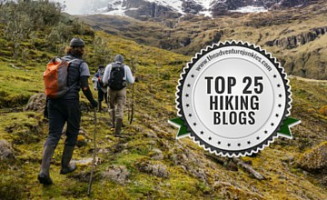 Top 25 Best Hiking Blogs