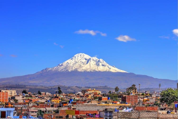 Chimborazo Climb