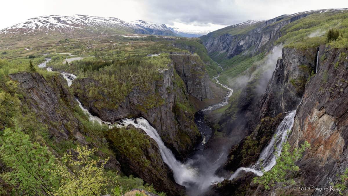 Hardangervidda Transverse - Norway