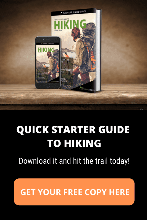 Quick Starter Guide to Hiking