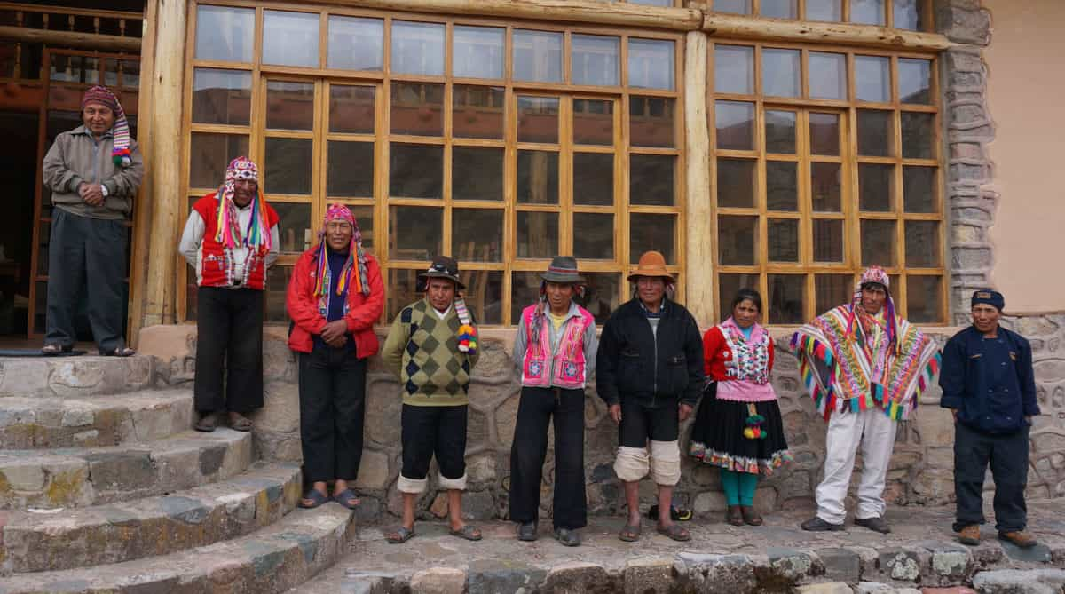 andean lodges crew