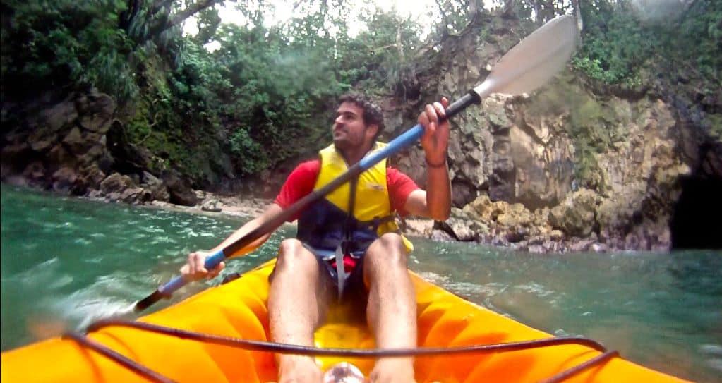 kayaking donut island new zealand