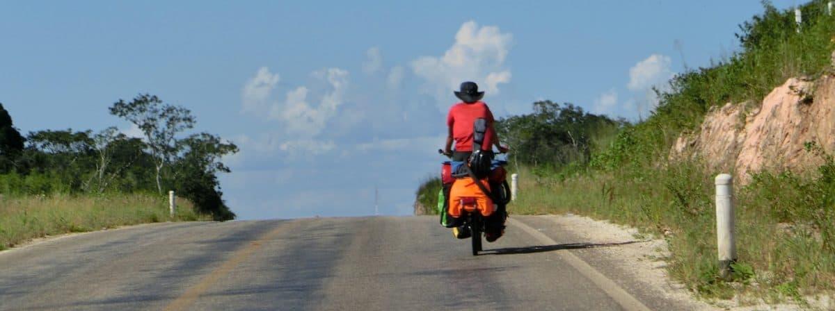 Yucatan Mexico Bicycle Touring Travel Budget