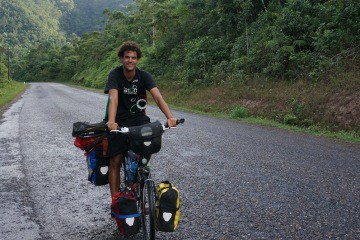 Belize Bicycle Touring Travel Budget