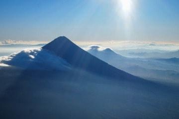 Hiking Volcano Acatenango