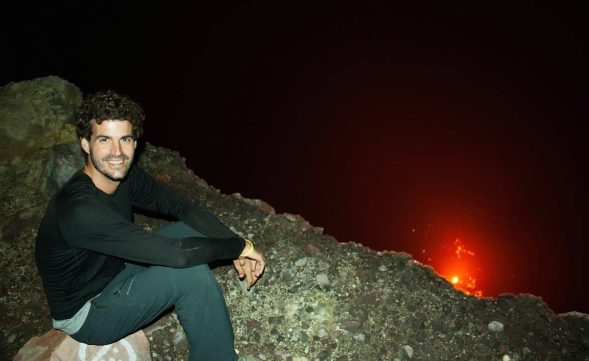 Hiking Telica Volcano Nicaragua