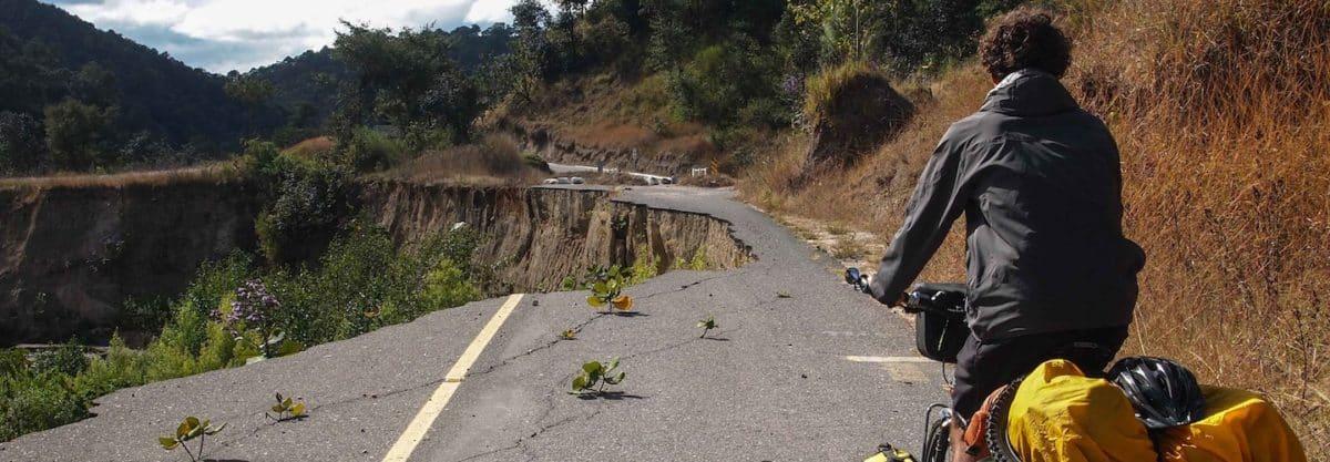 11 Mejores Rutas de Cicloturismo. Mexico y América Central