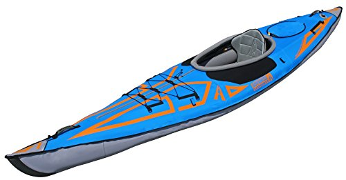 Trustful New Under 20 Lbs! Advanced Elements Advancedframe Ultralite Inflatable Kayak