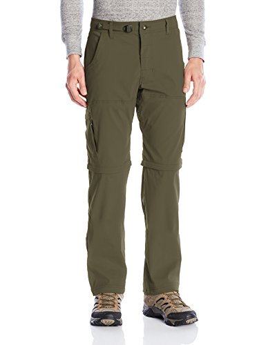Vzteek Mens-Hiking-Trousers Quick Dry Breathable Cargo Trousers for Outdoor