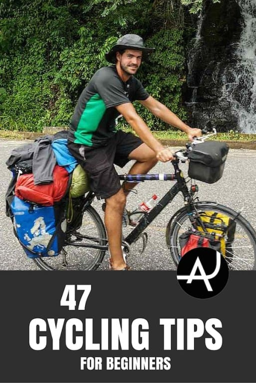 47 Travel Tips To Plan Your First Bike Tour – Bike Touring Tips for Beginners – Best Bicycle Touring Gear and Accessories - Articles and Posts About Bike Touring