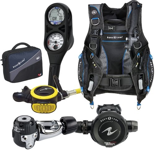 Comparison Table The Best Scuba Diving Gear Packages