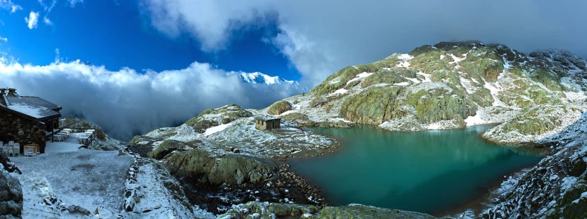 Tour Du Mont Blanc - France