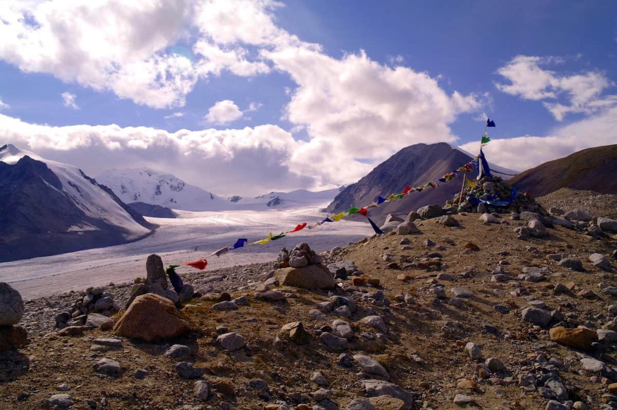Tavan Bogd - Mongolia