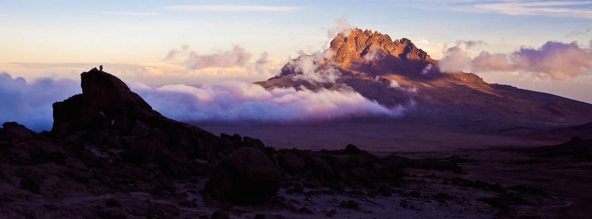 Mt Kilimanjaro - Tanzania