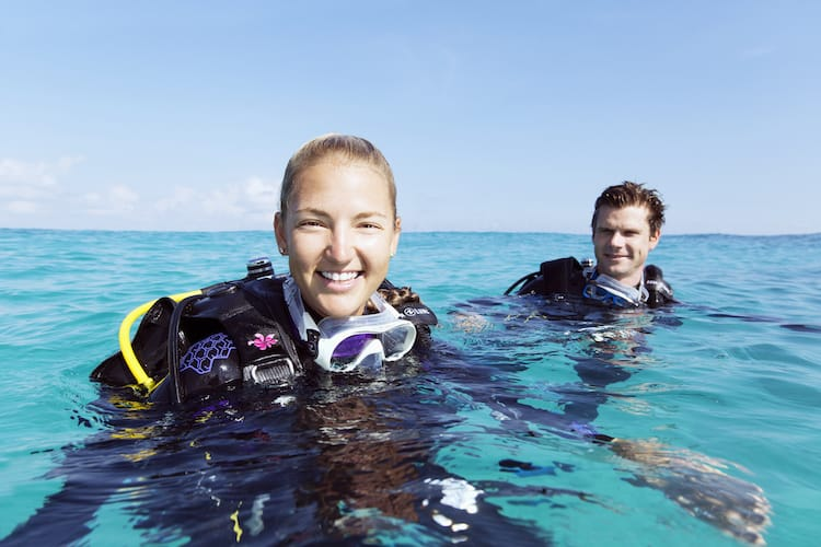 how to become a certified diver