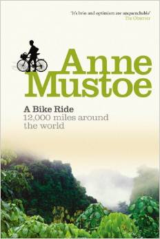 A Bike Ride- 12,000 miles around the world