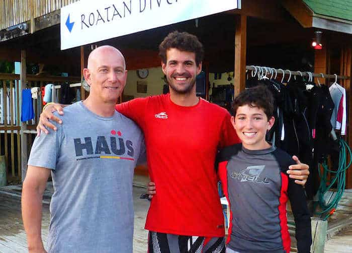 Life as a Freelance Scuba Diving Instructor