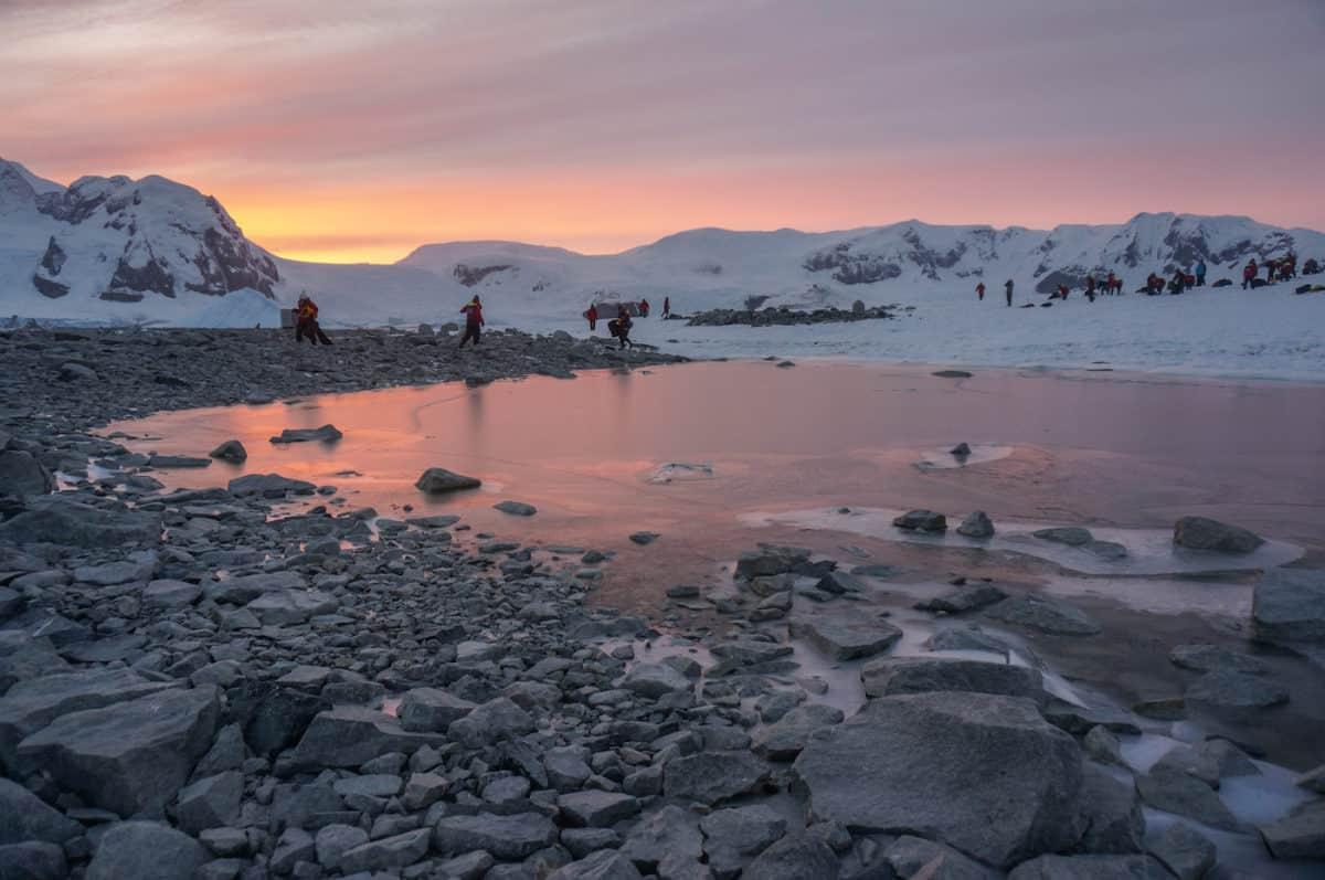 Best Antarctica Books