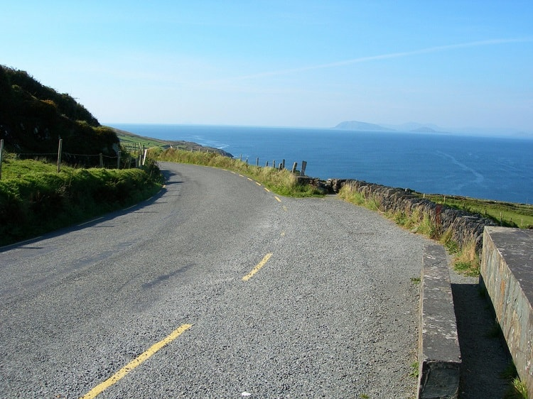 Cycling in Beara