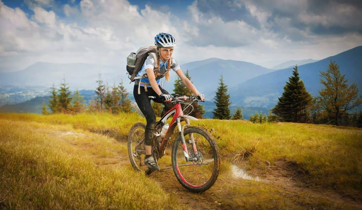 beginner mountain bike tips
