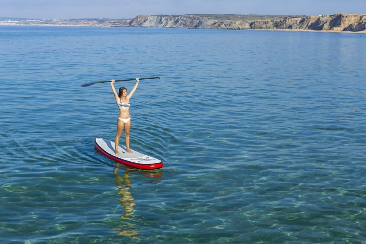 benefits one can get from paddle boarding