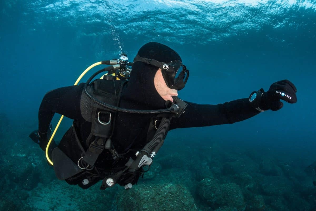 best air integrated dive computer