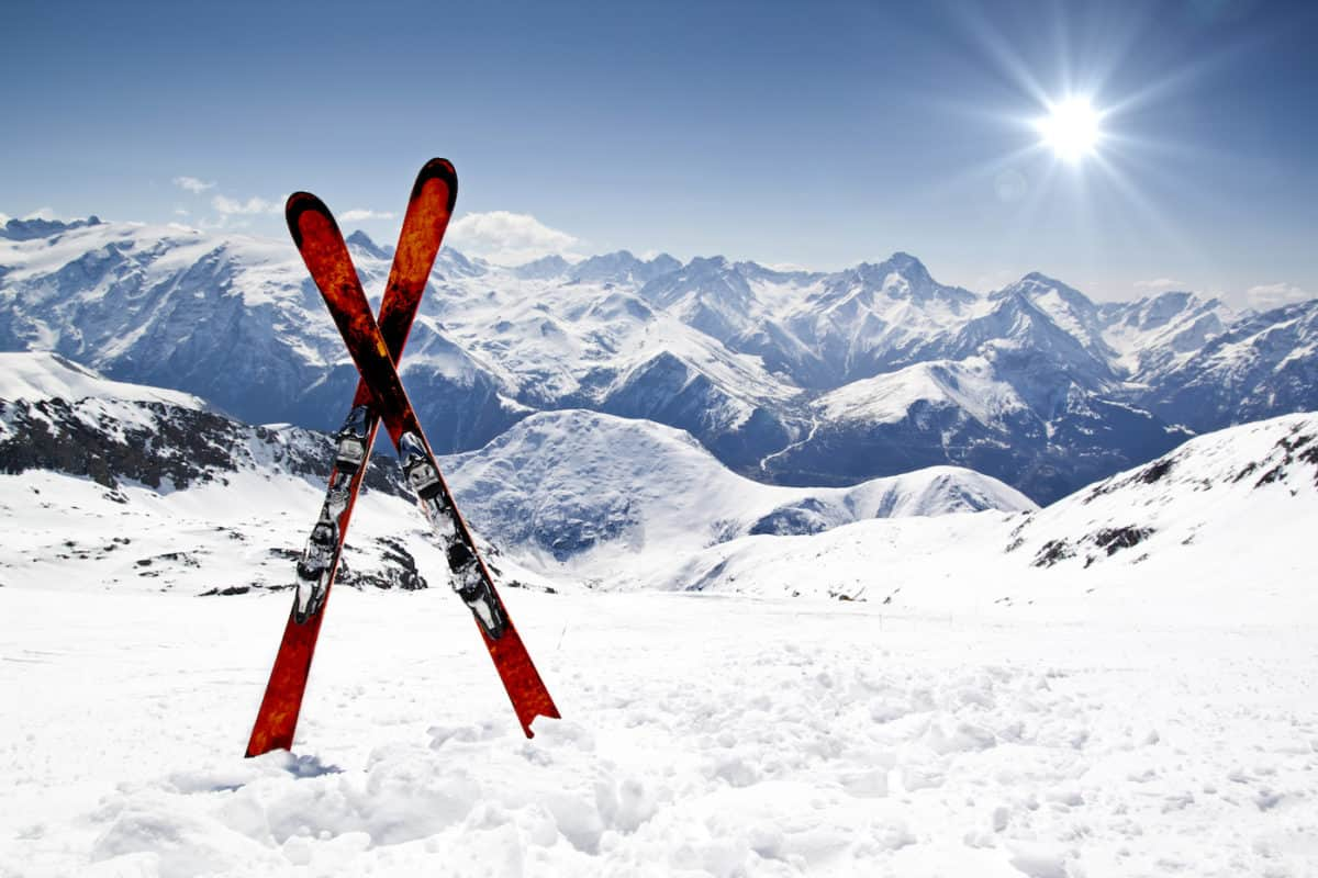 best downhill skis