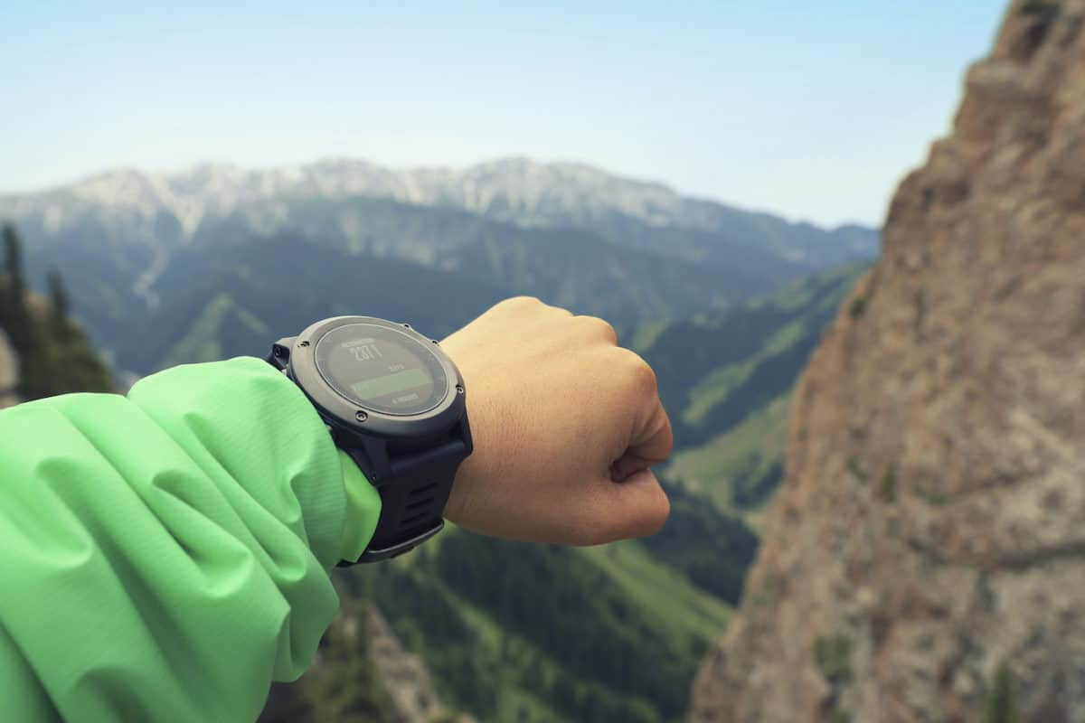 best hiking watch