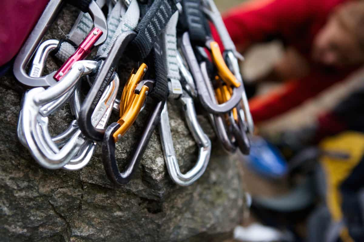 best quickdraws for rock climbing