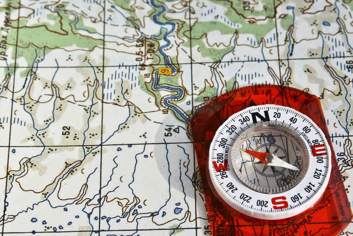best hiking compass