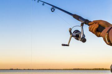 best kayak fishing rod