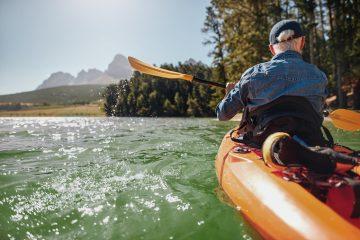 best kayak seat
