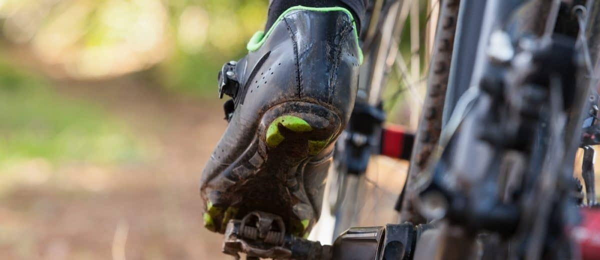 New PD-M8020 SPD Trail MTB Clipless Bike Pedals Set w// cleats Black
