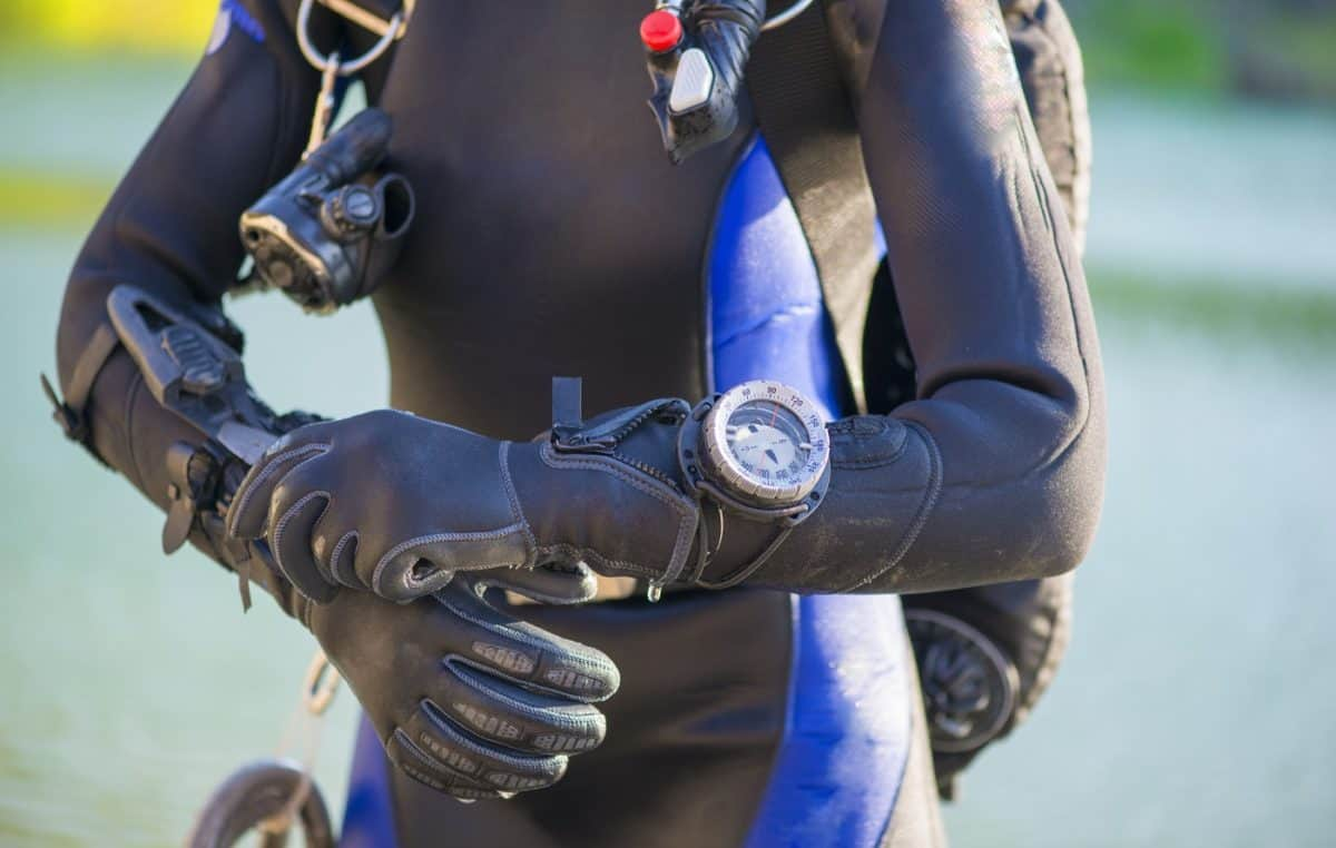 best scuba diving wetsuits for women