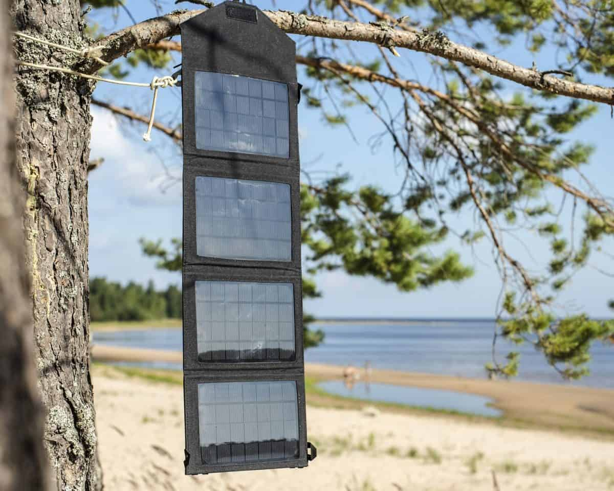 Top 7 Best Solar Panels For Camping Of 2018 The Adventure Junkies Do Work How Diagram Kids