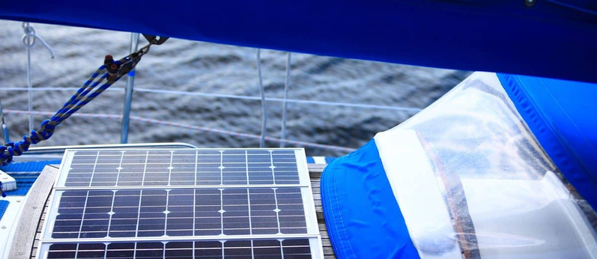 Top 9 Best Solar Panels For Sailboats Of 2019 The