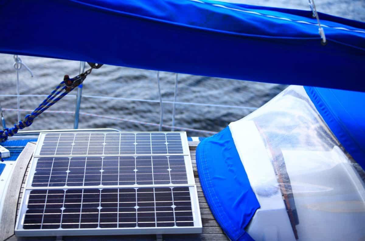 best solar panels for sailboats