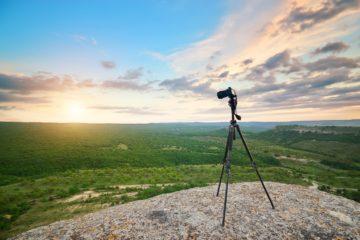best tripod for landscape photography