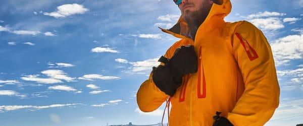 best ski jacket