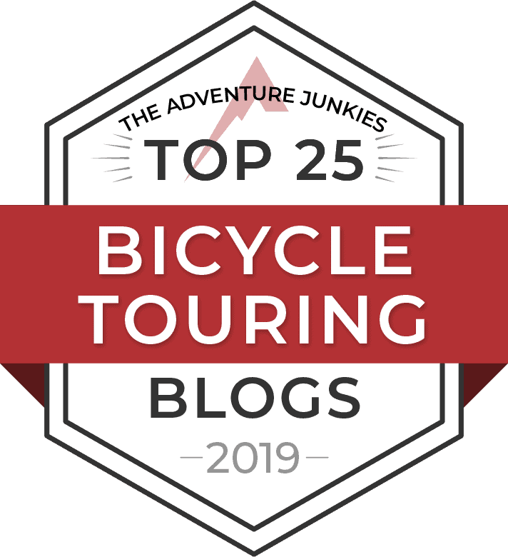 Bicycle Touring Blog Badge