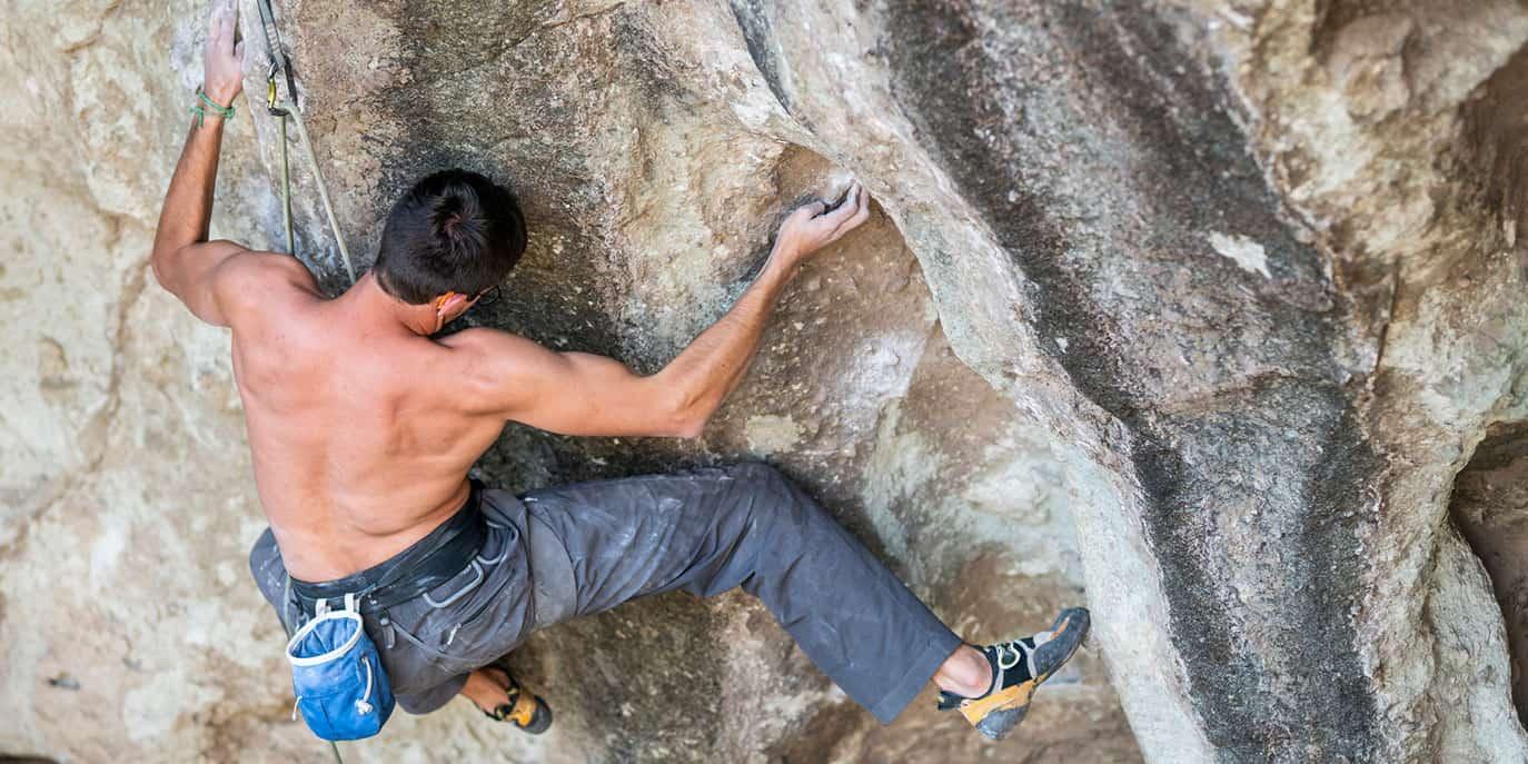 best climbing chalk bags