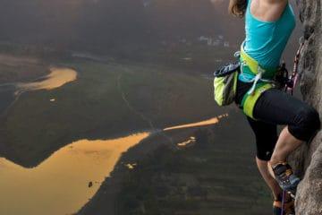best sport climbing harness