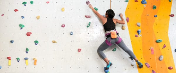 best women's climbing harness