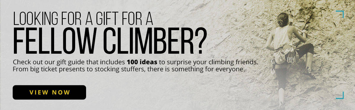 Climbing Gift Guide