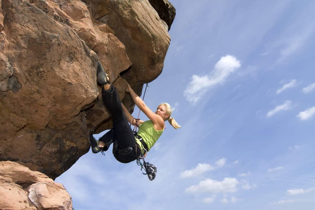 rock climbing tips