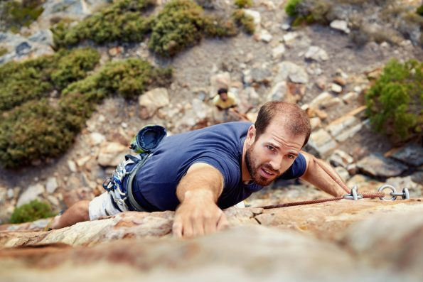 35 AWESOME ROCK CLIMBING TIPS FOR BEGINNERS