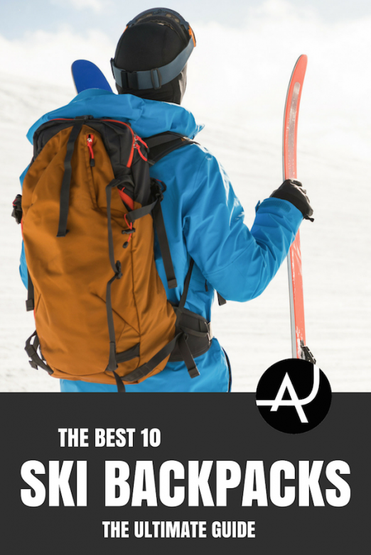 551da1ee53 Top 10 Best Ski Backpacks Of 2018 The Adventure Junkies. Hero Boot Pack