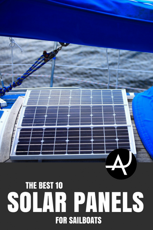 Top 9 Best Solar Panels For Sailboats Of 2018 The