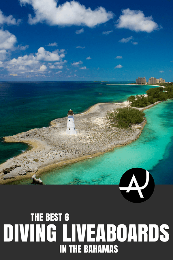 6 Best Bahamas Diving Liveaboard Trips - Best Scuba Diving Destinations - Diving Bucket List - Adventure Vacations - Beautiful Locations and Places to Dive